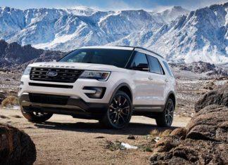 Đánh giá chi tiết Ford Explorer 2017