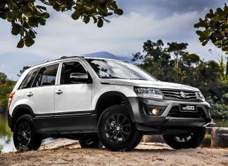 Đánh giá chi tiết Suzuki Vitara 2017
