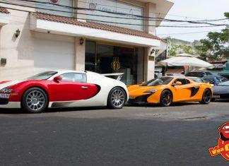 Bugatti Veyron từng vang bóng 1 thời của đại gia Minh Nhựa giờ ra sao?
