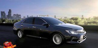 Đánh giá chi tiết Toyota Camry 2017 nâng cấp đáng kể