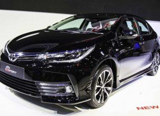 Toyota Corolla Altis 2017: Sang trọng và thể thao