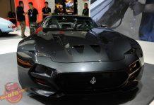 Thị trường Trung Quốc ra mắt Siêu xe VLF F1 V10 Roadster