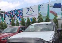 Crossover 7 chỗ Mazda CX 9 2017 giá 2,3 tỷ đồng lộ diện tại Sài Gòn