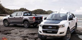 [Video] Đánh giá chi tiết Ford Ranger 2017