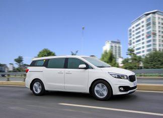 Đánh giá chi tiết Kia Sedona 2017 mẫu xe của gia đình