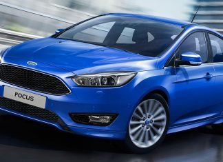 Ford Focus 2017 thế hệ mới