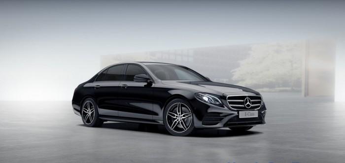 Mercedes Benz E-Class luôn được sự ưu ái của người dùng hơn