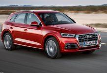 Đánh giá chi tiết Audi Q5 2017 mẫu SUV cỡ nhỏ