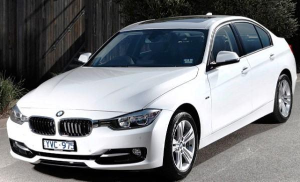 BMW 320i thay đổi về thiết kế sang trọng và lịch lãm hơn