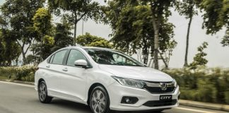 dangkylai thu honda city top 2017