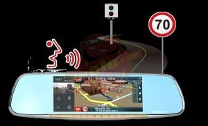 Camera Kẹp Gương Thông Minh Android CAM GAD