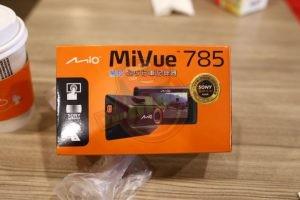 Đánh giá Mio MiVue 785