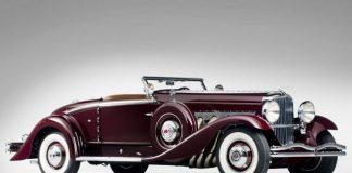 Duesenberg Model SJ Convertible Coup 1935