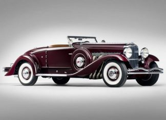 Duesenberg Model SJ Convertible Coup 1935