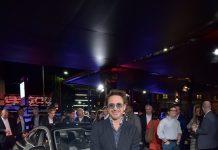 Tài tử Robert Downey Jr. trong buổi ra mắt Audi e-tron GT Concept