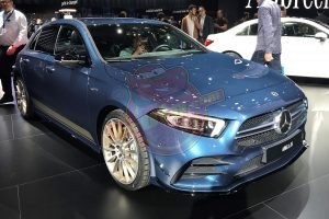 Mẫu xe Mercedes-AMG A35 2019 Edition 1