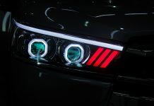 độ đèn ô tô