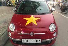 xe chau au fiat 500 2009