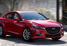 Đánh chi tiết Mazda 3 2017