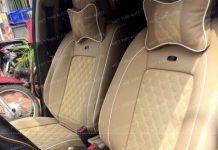 áo ghế ô tô